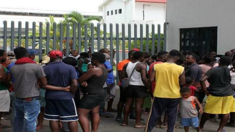 Descartan brote de ébola en albergue de migrantes en México
