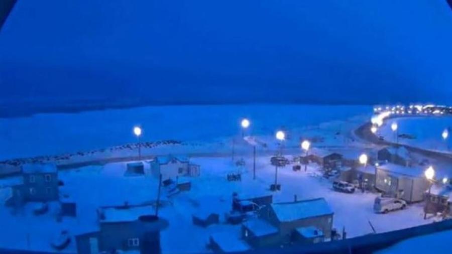NotiGAPE - El sol se ha ido en Barrow, Alaska durante más de dos meses