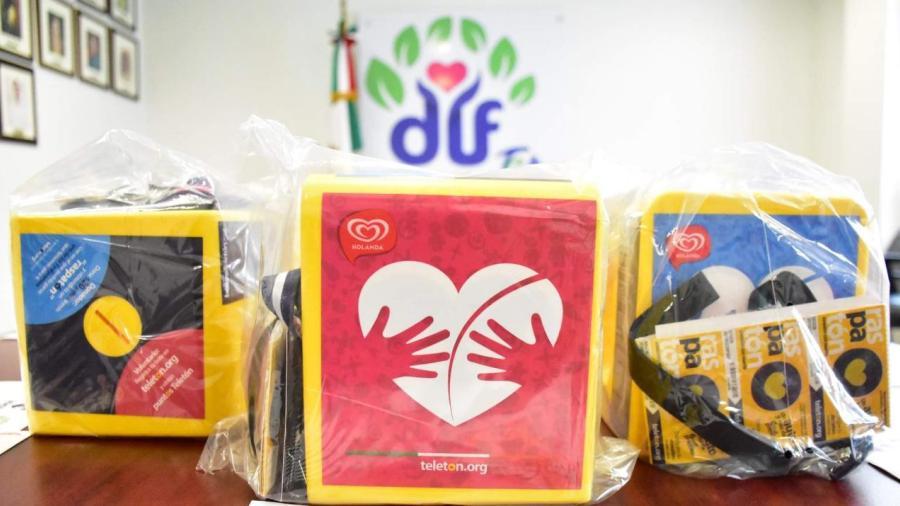 DIF Reynosa invita a unirse al Teletón edición 2020
