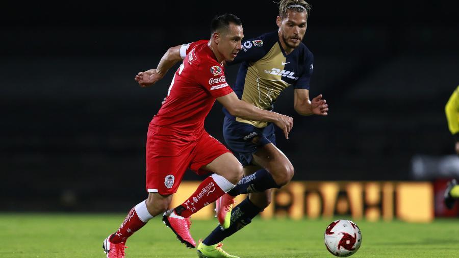Pumas y Toluca empatan sin goles y ambos quedan eliminados de la Copa GNP por México 2020