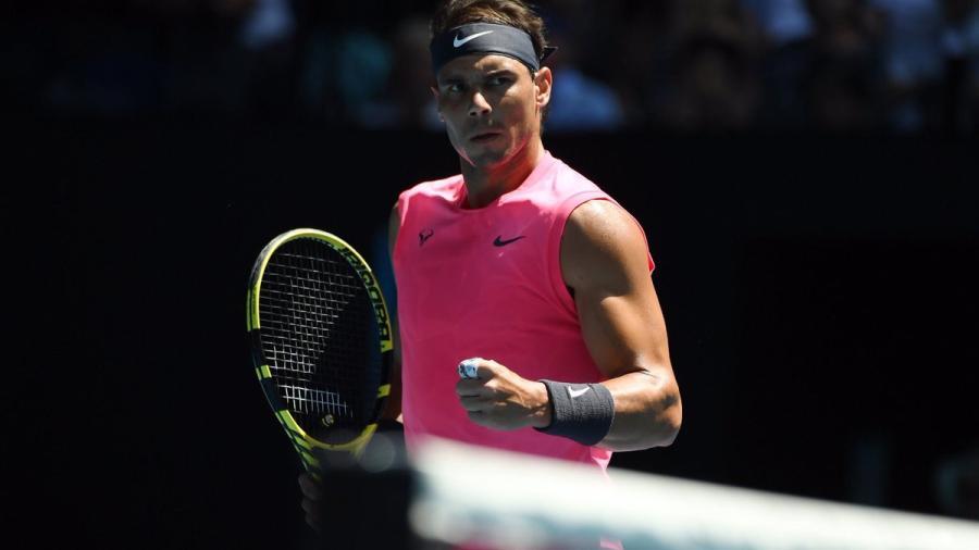 Inicia Rafael Nadal con victoria el Abierto de Australia