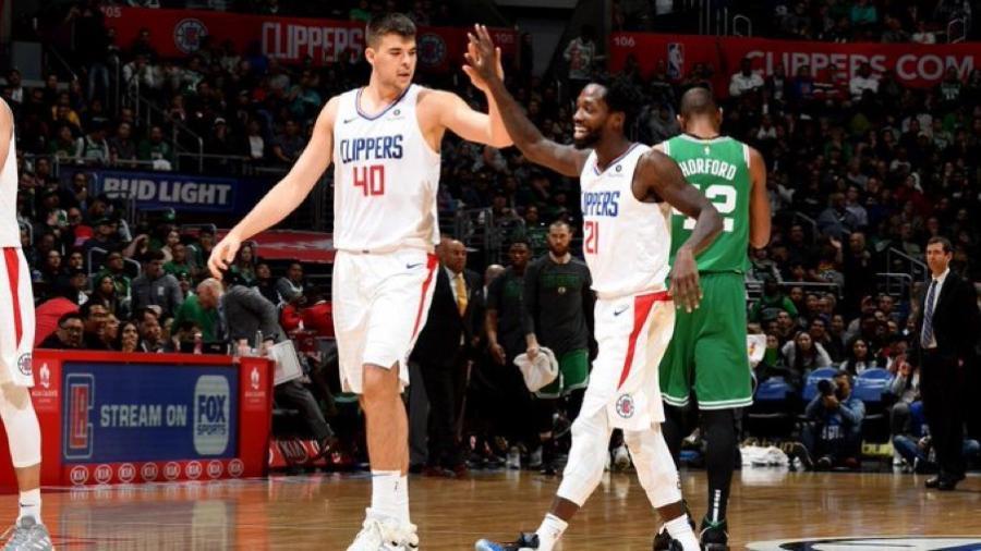 Clippers sigue al alza tras vencer 140-115 a Celtics Boston en NBA