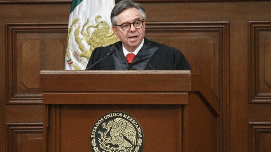 Aprueba Senado renuncia de Medina Mora