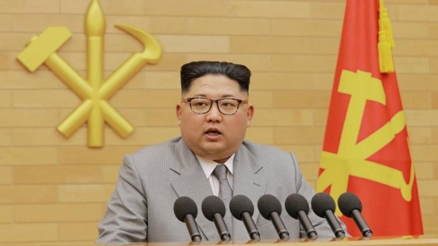 Supervisa Kim Jong-un prueba de nueva arma