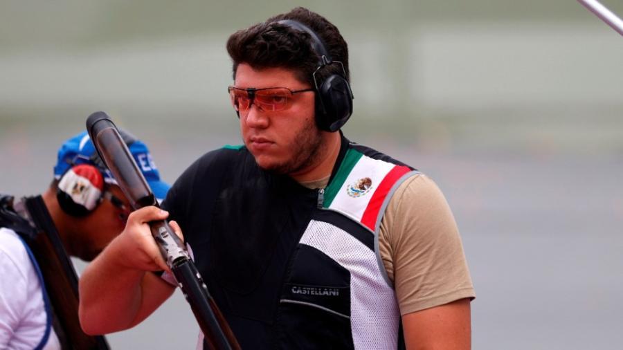 Obtiene Jorge Orozco histórico cuarto sitio para México en fosa