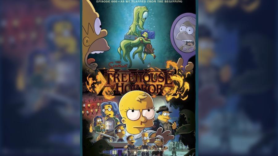 """Los Simpson"" parodian a ""Stranger Things"""
