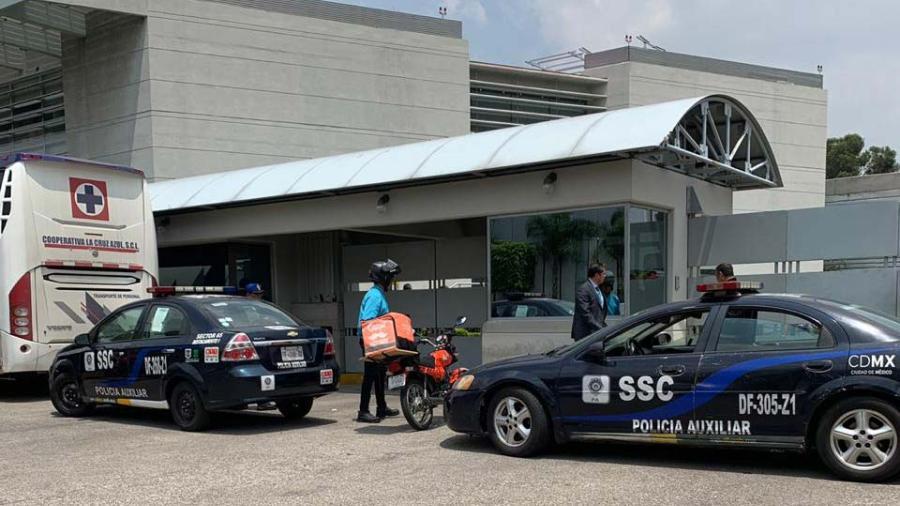 Aseguran oficinas de la Cooperativa Cruz Azul por caso de 'Billy' Álvarez