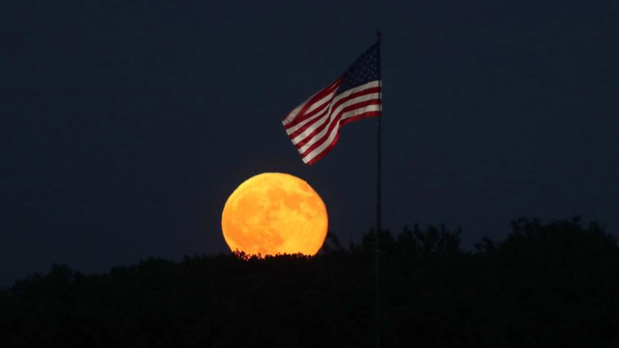 """Este fin de semana podrás disfrutar del eclipse """"Luna de Trueno"""""""