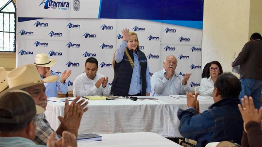 Se instalará una oficina municipal de gestión de proyectos para el campoen el sector rural