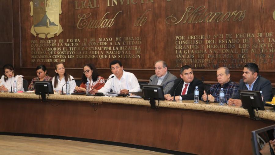 Aprueba Cabildo de Matamoros reglas de  operación de 10 programas municipales