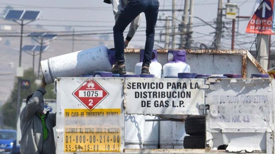 Gaseros terminan paro en el Valle de México y restablecen distribución de gas LP