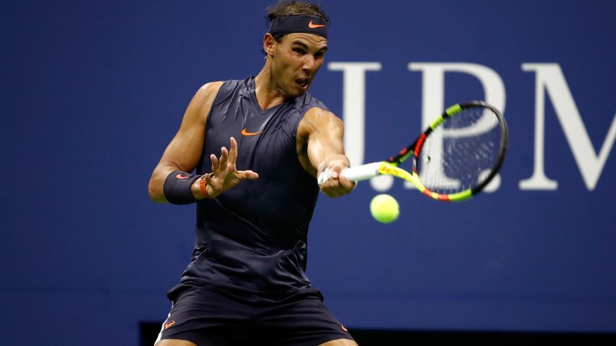 Por problemas en la rodilla, Rafael Nadal se perderá el Abierto de China