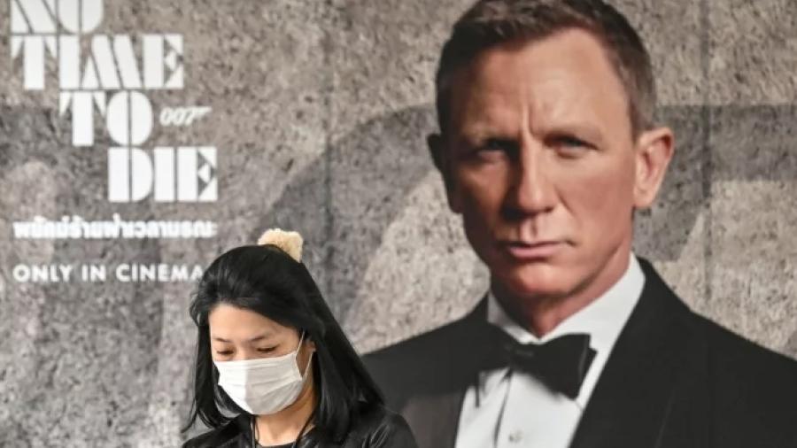 James Bond fue vencido, el coronavirus¡se lleva la batalla!
