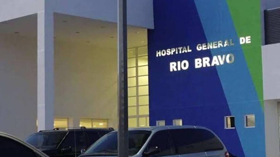 Denuncian tiradero de desechos en Hospital General de Río Bravo tras vacunación covid