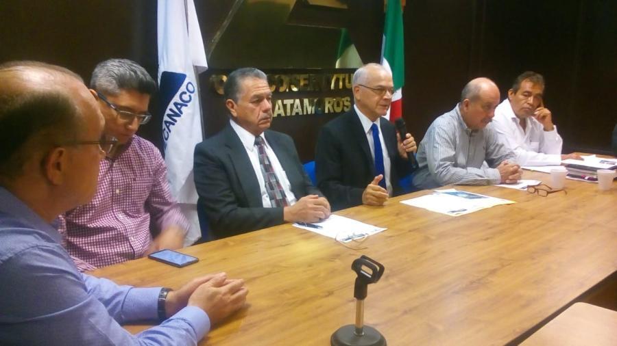 Si autoridad no da seguridad con policía municipal, CANACO promoverá autodefensa y uso de armas
