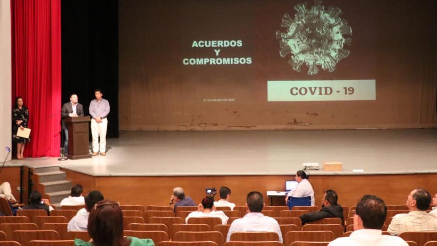 Por COVID-19 aprueba Cabildo de Matamoros diversos beneficios en apoyo a la economía familiar