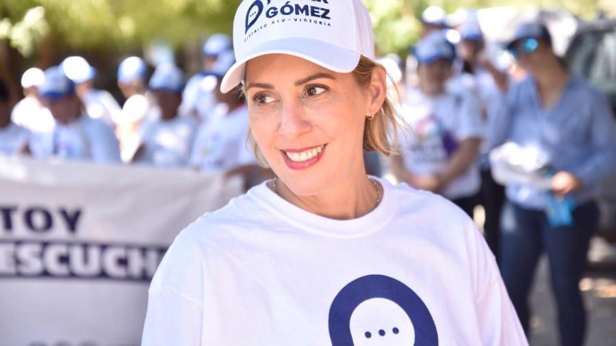 Llama Pilar Gómez a un debate de propuestas