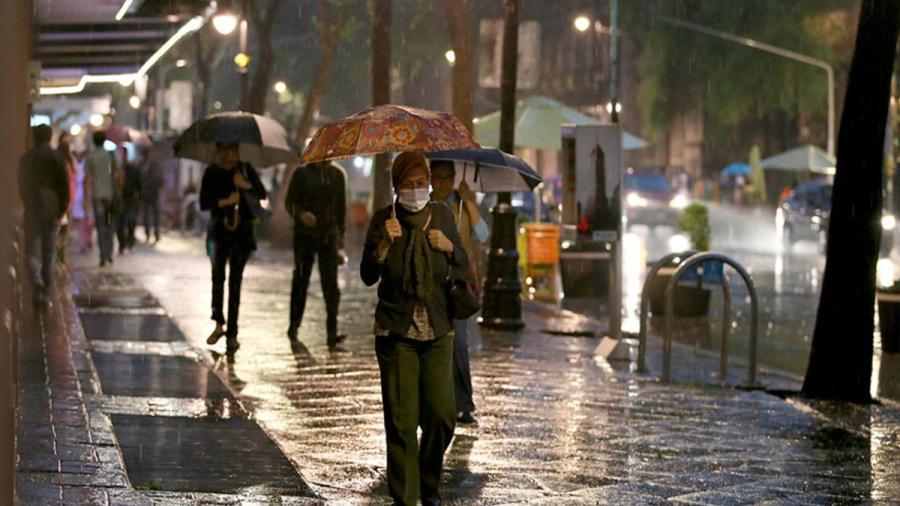 Se pronostican lluvias puntuales intensas para Colima, Guerrero, Jalisco y Michoacán