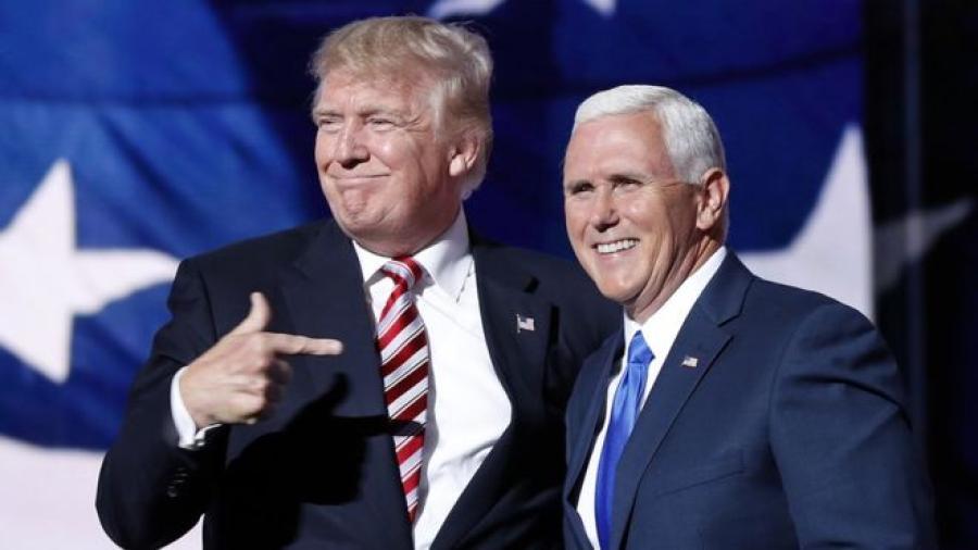Yeidckol confirma asistencia de Trump a toma de posesión, Vocero la desmiente