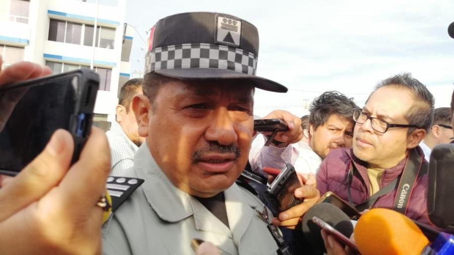 Guardia Nacional se ocupa de problemas migratorios