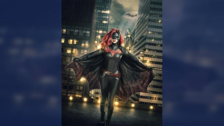 Así se verá la nueva Batwoman
