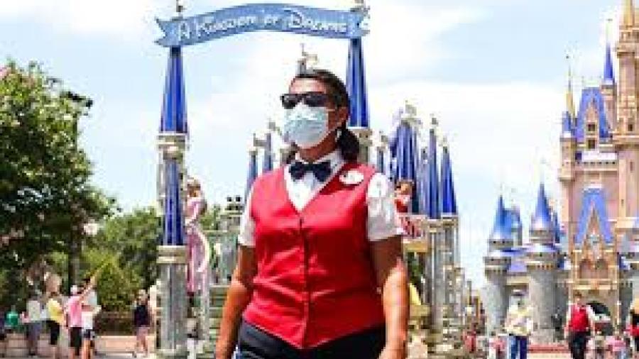 Disney anuncia el despido de 4 mil empleados debido a la pandemia