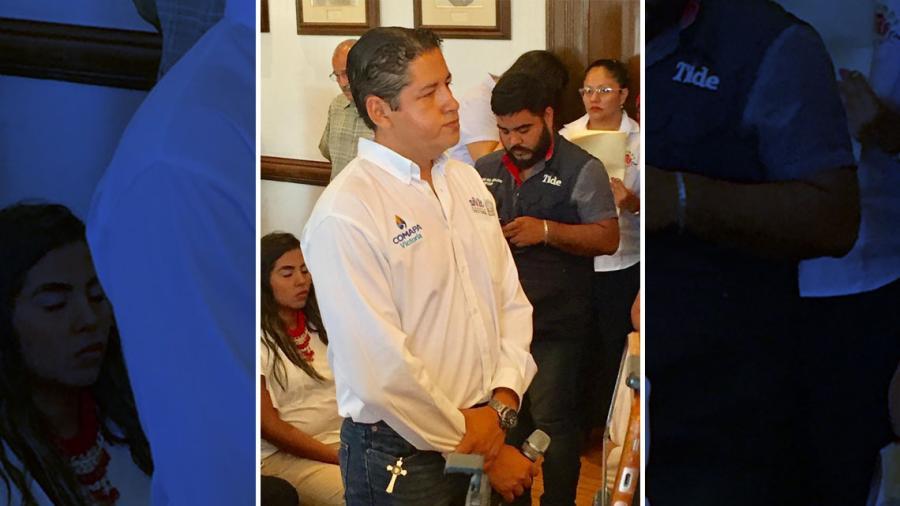 Renuncia Salomón Martínez a gerencia de COMAPA Victoria tras 10 meses de servicio