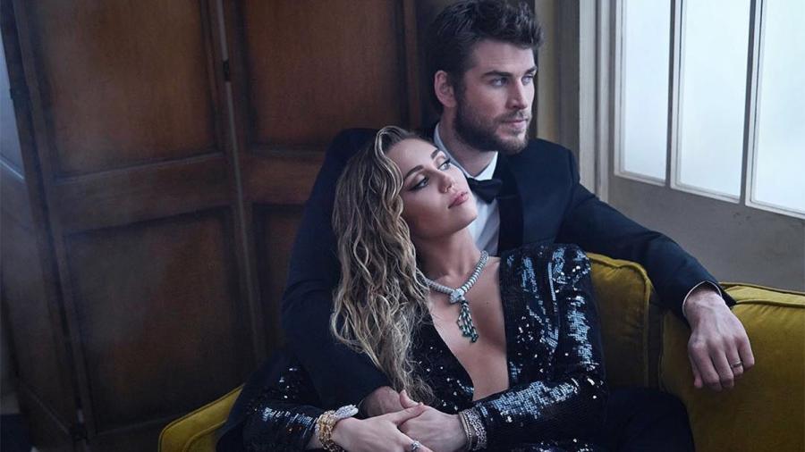 Liam Hemsworth confirma su separación de Miley Cyrus