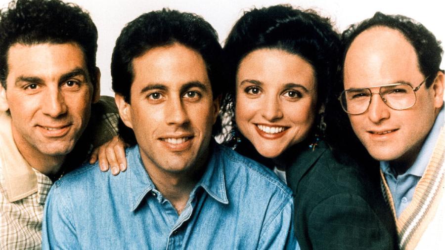 """Netflix adquiere los derechos para transmitir """"Seinfeld"""""""