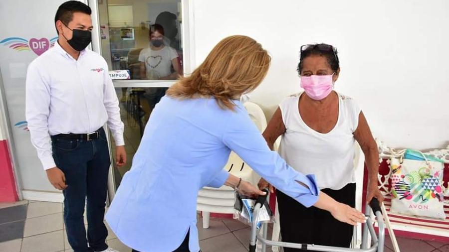DIF Reynosa responde a las peticiones de la ciudadanía