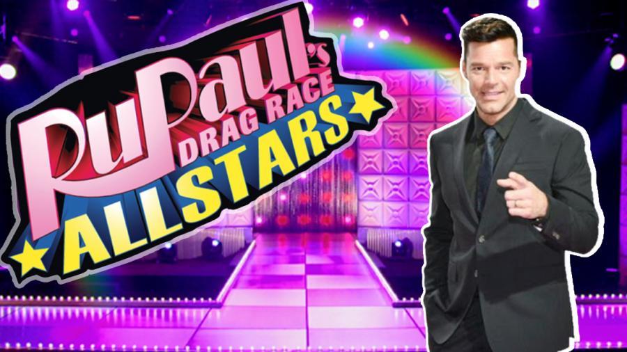 "Ricky Martin se une a ""RuPaul's Drag Race"""