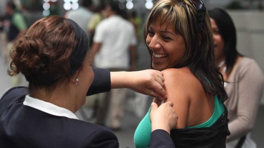 Mexicanos en alerta ante brote de sarampión en EU