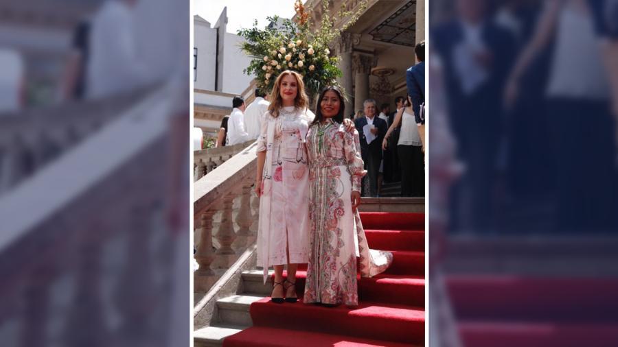 Yalitza y Marina brillaron en el evento 31 Mujeres que Amamos 2019