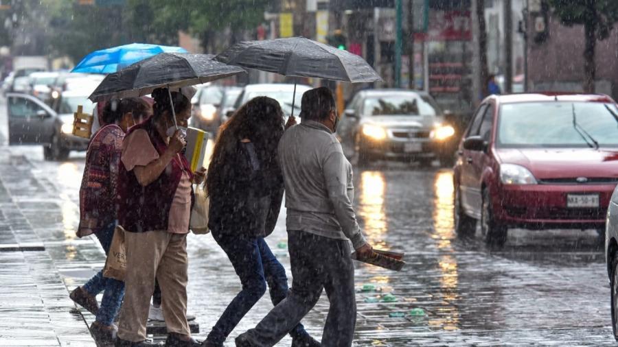 Lluvias fuertes se pronostican en Guerrero y Oaxaca, así como chubascos en el noreste, centro y oriente del país