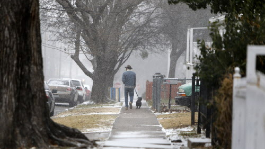 ¡Frío no da tregua! Ingresan tormenta invernal a EU y frente frío 36 a México