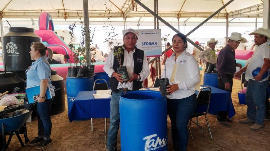 Escuelas agradecen beneficios del Gobierno de Tamaulipas