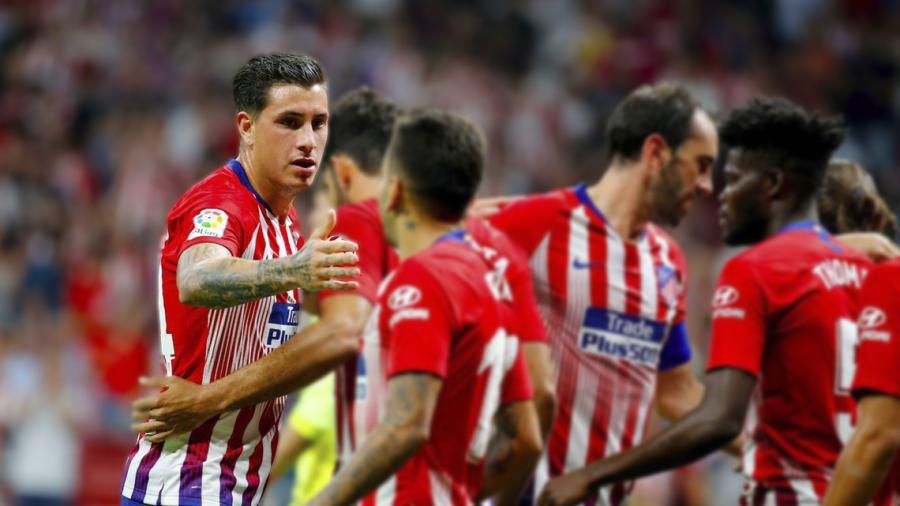 Confirma Atlético de Madrid lesión de Giménez