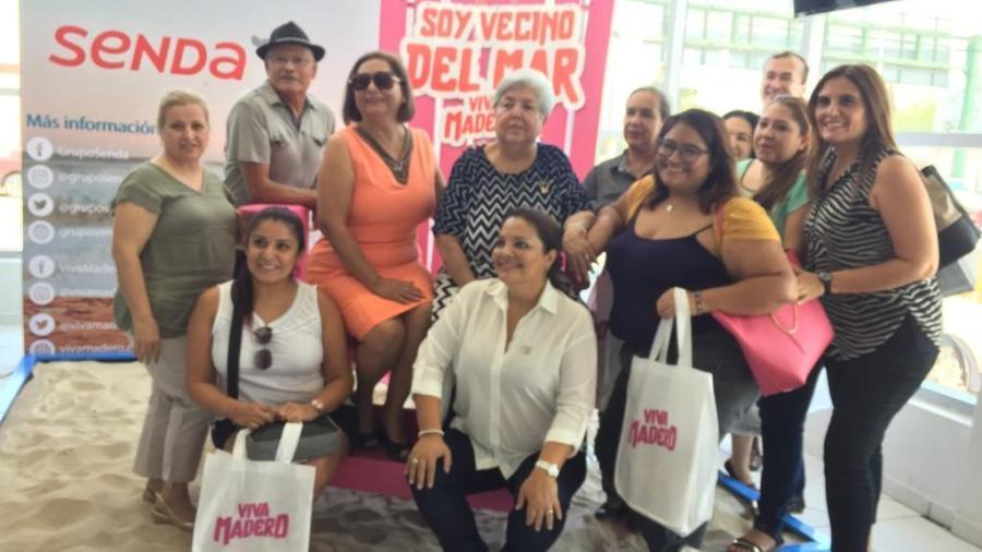 Realizan Promoción Turística de Ciudad Madero en Monterrey