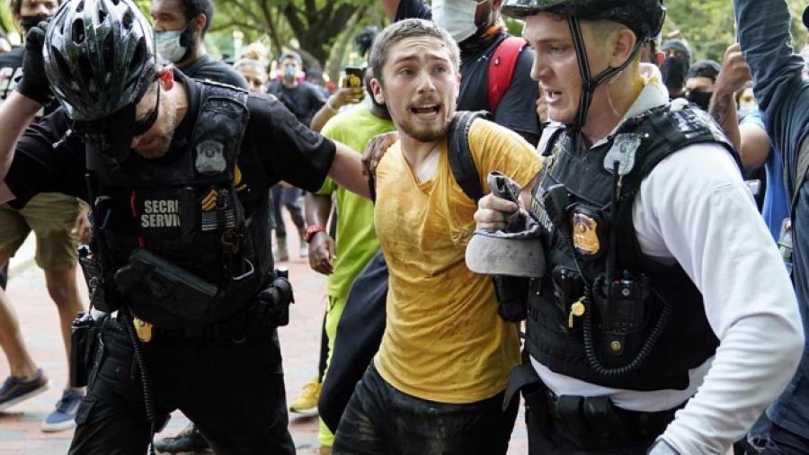 ONU exige investigación por violencia policial en EU