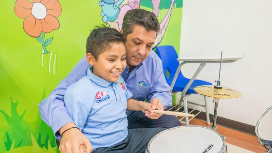 Destaca revista de DIF Nacional el modelo de cuidado diario infantil CECUDI del DIF Tamaulipas