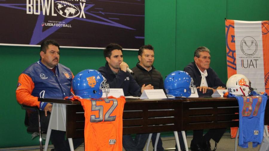Listo Tamaulipas para el International Bowl
