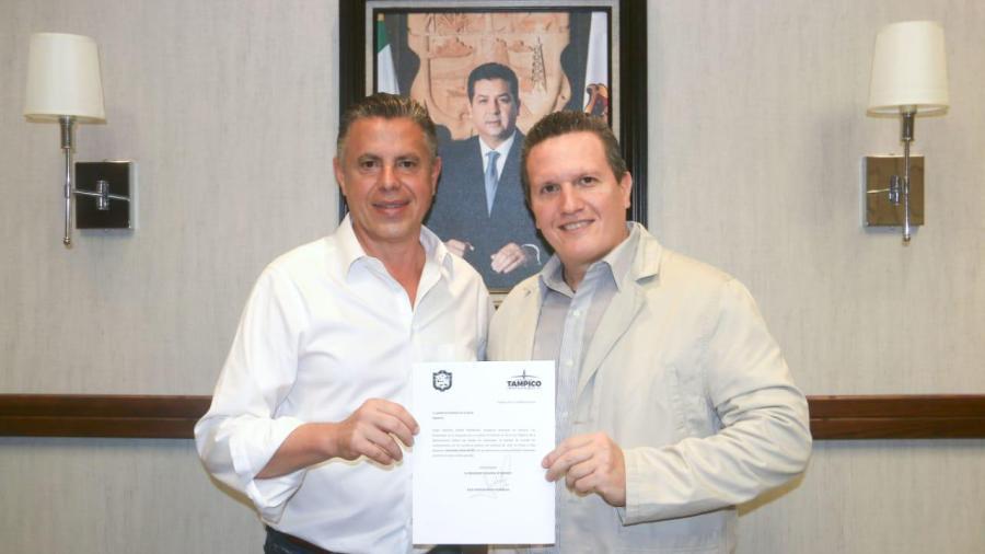 Tras renuncia de Mon Maron como delegado de la zona norte, nombran a Lamberto González de la Maza