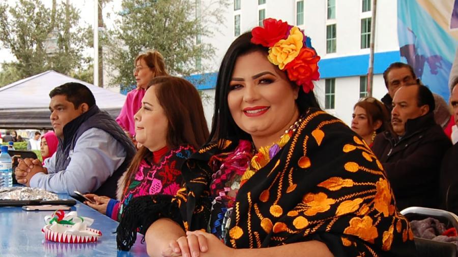 Participa DIF Río Bravo en magno desfile revolucionario