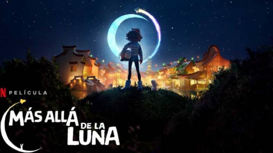 """Netflix estrena la cinta """"Más allá de la Luna"""""""