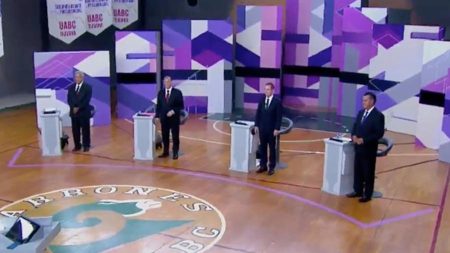 Más de 2 millones de personas siguieron segundo debate en redes sociales: INE