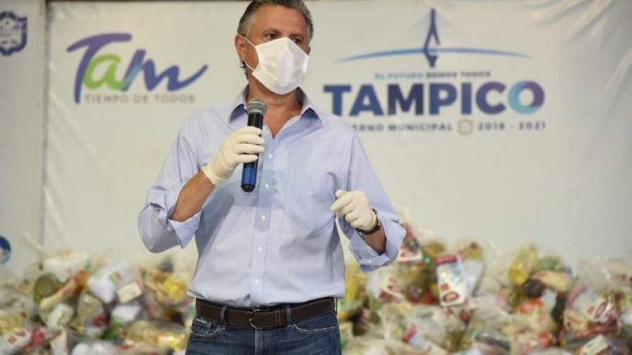 Urge Chucho Nader reforzar filtros sanitarios a petroleros provenientes de Campeche y Tabasco