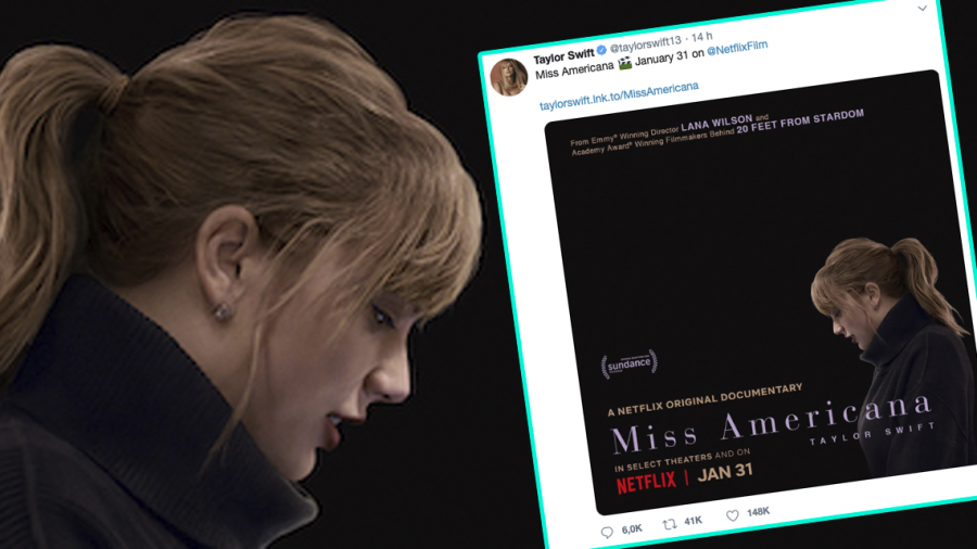 ¡'Miss Americana' ya tiene fecha de estreno!