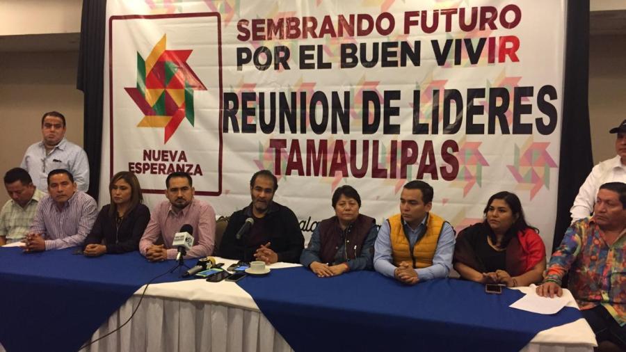 René Bejarano no busca formar otro partido político con su movimiento