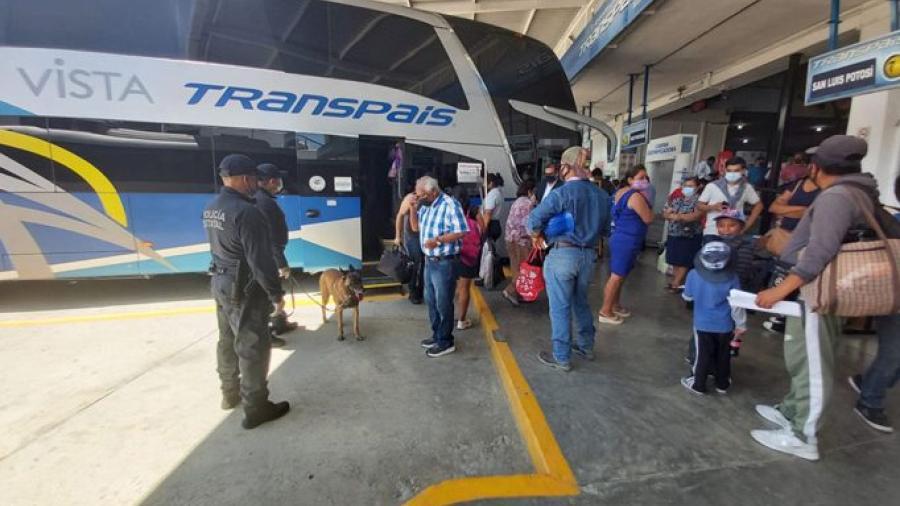La SSP, FGJT y GOPES continúan restableciendo la seguridad en Tamaulipas