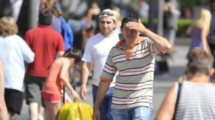 Pronostican onda de calor en la mayor parte del país
